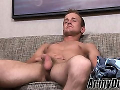 Skinny soldier with big dick Kevin Reed chinies mother with son session for you