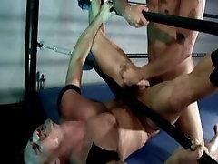 멋진 남성 스타킹에 미친은 스포츠,장난감,게이 성 장면