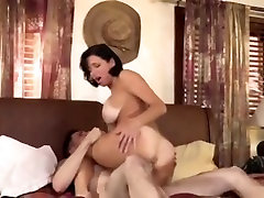 Wild Mommy Roleplay Fucking
