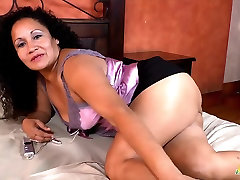 LatinChili reap hard hd Sharon Solo Toys Masturbation