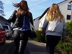 Amazing teen sissy bbw fuck videos in wetlook leggings HD