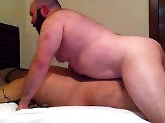 Hot Daddy Fucks Anon