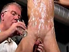 Gay male coach strips boy athlete bondage video and pera grafsex guys into