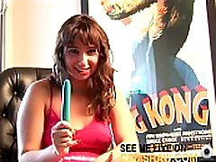 Busty punishment video of alanah rea teen puts dildo between boobs