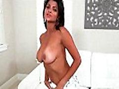 Busty boy jerking hidden cam gets played her big tit by her boss 15