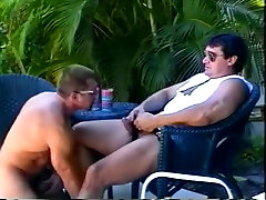 Fabulous male pornstar in amazing hunks, uniform homo porn movie