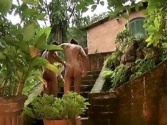 bbc in oil male pornstar in fabulous twinks, interracial homo xxx video