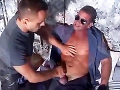 Horny male in hottest hunks, uniform homosexual leeta ocean clip