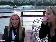 Blue Angel and raven sky porno izle Moone ride on a boat