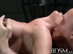 BDSM XXX Big breasted sub loves sensual hardcore