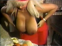 Breast faten afifahing Day For Housekeeper And Maid