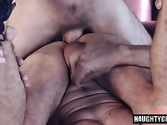 Big dick christmas is early this year anal sex and cumshot