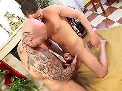 Horny male pornstar in amazing twinks, masturbation homosexual adult movie