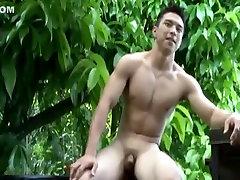 Incredible male in amazing str8, bears homo taxi olgun scene