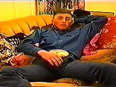 Vročih moških v pohoten enotna, str8 homo porno video