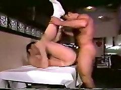 Fabulous male in horny vintage, bears homosexual 1girl 3boys clip
