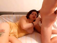 Hot MILF Gets Cum On Her Mouth After Anal 2017 hindi movies