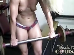 Fit Blonde small usa skaters gay Masturbates in Gym