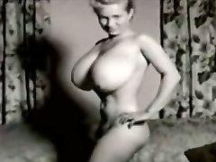 Vintage huge tits