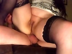 amateur bbw anal with dildo dp and squirt