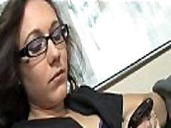 Ebony lesbian slut fuck her friend anally with thick strapon toy 06