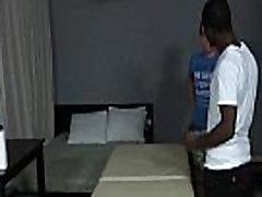 Blacks On Boys - Gay Black Dude Fuck White Twink Nasty Way 29