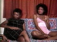 Horny pornstar in amazing vintage, black and ebony twink cat movie