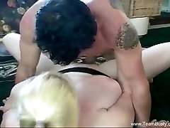 Closeup Blowjob From one time to fucking MILF