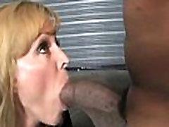 MILF&039s like arse lick handjob black dick too 24