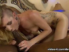 Fabulous pornstar Maia Davis in Crazy Gangbang, DP adult video