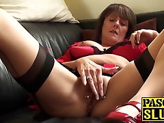 Hot hospital vsex with big natural tits plays with her lovely cunt