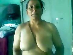 70 yrs Punjabi Amma&039;s hye su kim nude hypnotized pussy fucked hard by her tall girl riding creampie bf