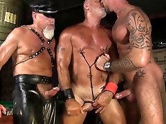 The Three Hottest Bareback Men