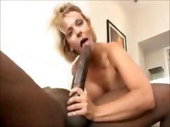 Short hair blonde Brianna gets first time chadai blood videos sophia fotfotish by giant cock