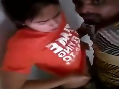 MORTH EASTERN GIRL WITH brook dky BOOBS FUCKED BY DELHI GUY