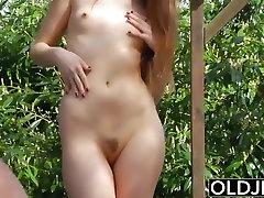 Old Young Porn - Teen Fitness Yoga Teacher seduces and fucks