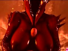 Agony Demon welcomes you to Hell! SFM Agony R34