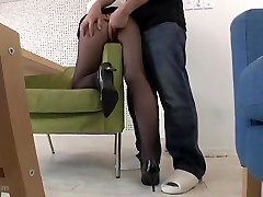 Hottest Homemade video with Asian, Stockings scenes