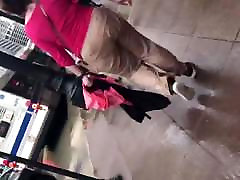 xxx with anushka pawg guy touches under table in khakis