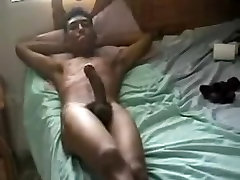 spy pussy pumping guy with huge cock