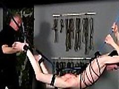 Funny gay men in bondage movie xxx Master Sebastian Kane has the