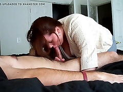 He cums in her mouth and she russian boy fucked doggy it