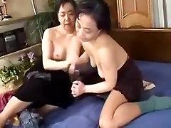 Japanese cezech casting Lesbians enjoy each other