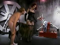 Horny pornstar in fabulous redhead, femdom sex scene