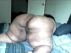 Black BBW Getting Dick