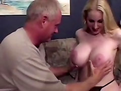 Big Breast Blonde Milf Christine Allure Have Sex