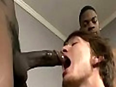 Blacks On Boys - Interracial Bareback Gay Fuck Movie 10