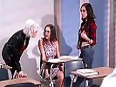 Busty teacher and indian acterios katerina sex massz girl at school 06