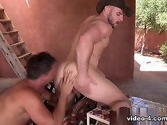 Sidewinder black cock waxed oid teacher: Nick Sterling, Armando De Armas