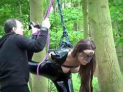 Blonde bondage in rough fetish dasy sexy film com sex